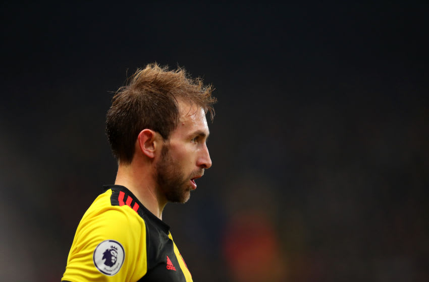 Craig Dawson of Watford (Photo by Catherine Ivill/Getty Images)
