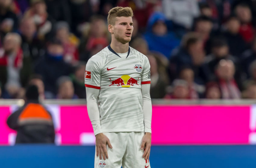 Timo Werner, RB Leipzig (Photo by DeFodi Images via Getty Images)