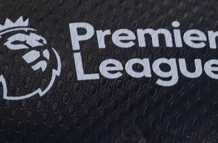Nike Premier League Strike Football, English Premier League. (Photo by VISIONHAUS)