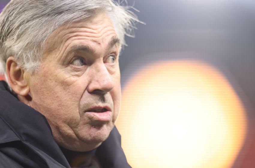 Carlo Ancelotti manager of Everton (Photo by Matthew Ashton - AMA/Getty Images)
