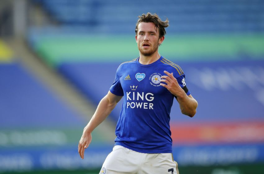 Ben Chilwell of Leicester City (Photo by Malcolm Couzens/Getty Images)