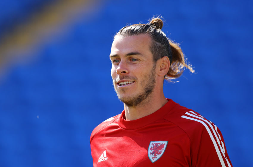 Gareth Bale of Wales (Photo by Richard Heathcote/Getty Images)
