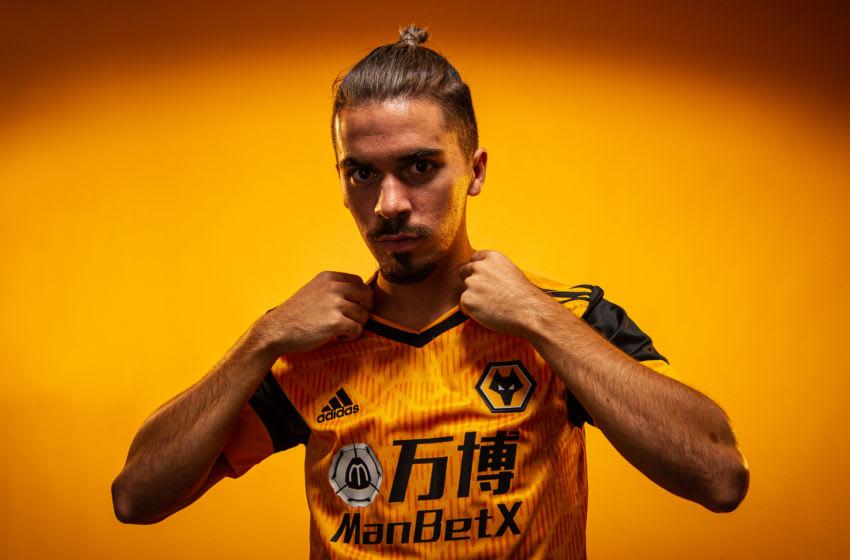 Wolverhampton Wanderers new signing Vitinha (Photo by Wolverhampton Wanderers FC/Getty Images)