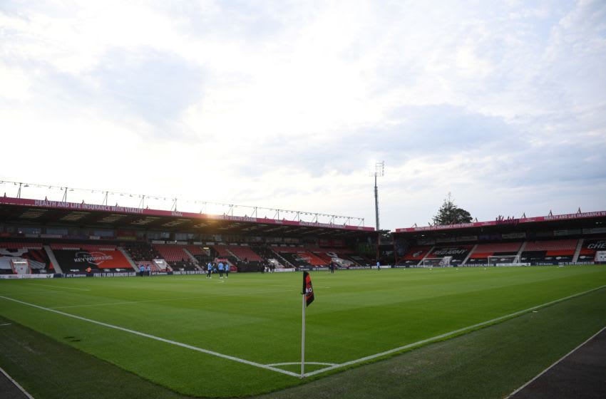 EFL Cup: AFC Bournemouth and Crystal Palace (Photo by Neil Hall - Pool/Getty Images)