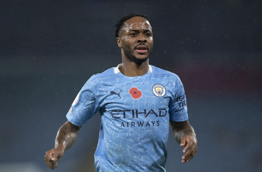 Raheem Sterling of Manchester City (Photo by Visionhaus)