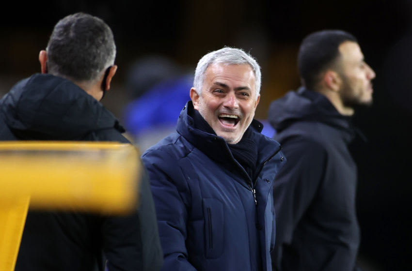 Jose Mourinho, Manager of Tottenham Hotspur (Photo by Carl Recine - Pool/Getty Images)