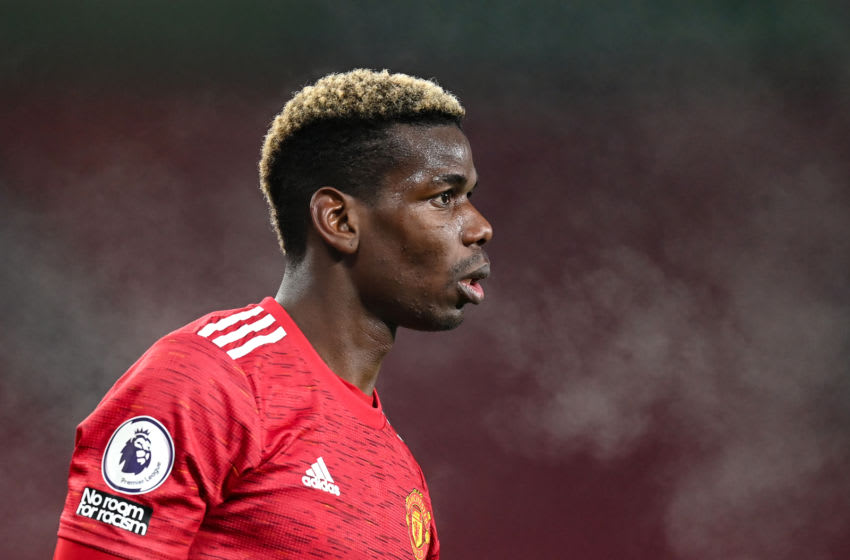 Paul Pogba of Manchester United (Photo by Michael Regan/Getty Images)
