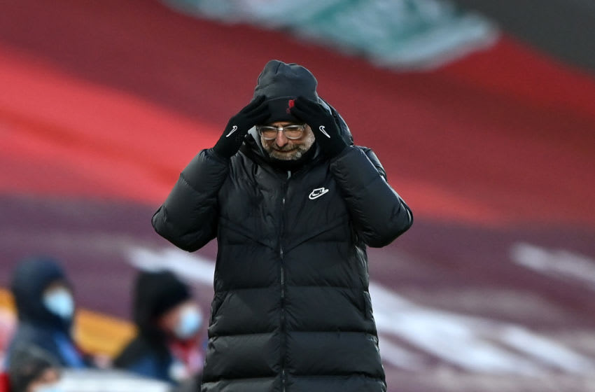 Jurgen Klopp, Manager of Liverpool (Photo by Laurence Griffiths/Getty Images)