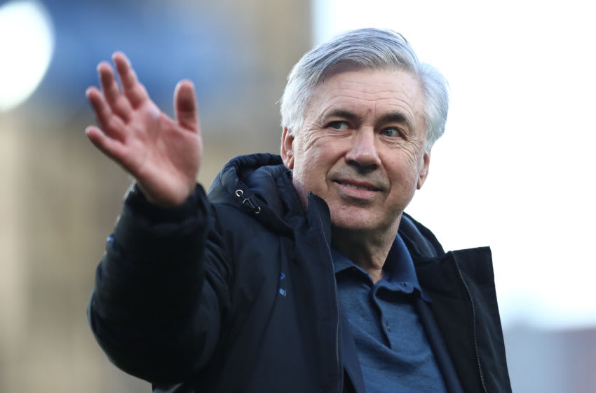 Carlo Ancelotti, Manager of Everton (Photo by Jan Kruger/Getty Images)
