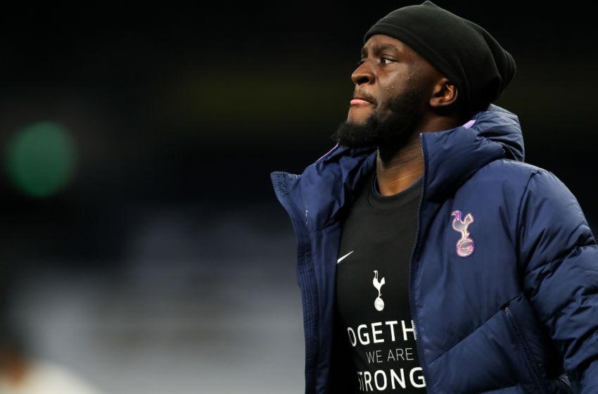 Tanguy Ndombele, Tottenham Hotspur. (Photo by Matthew Ashton - AMA/Getty Images)