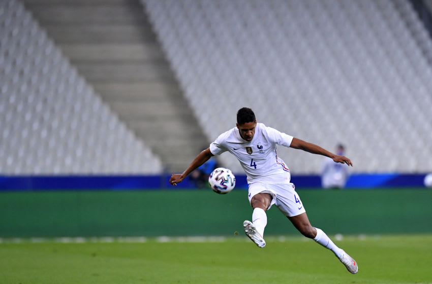 Raphael Varane of France and Real Madrid (Photo by Aurelien Meunier/Getty Images)