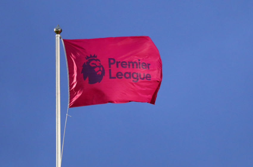 The Premier League logo (Photo by Catherine Ivill/Getty Images)