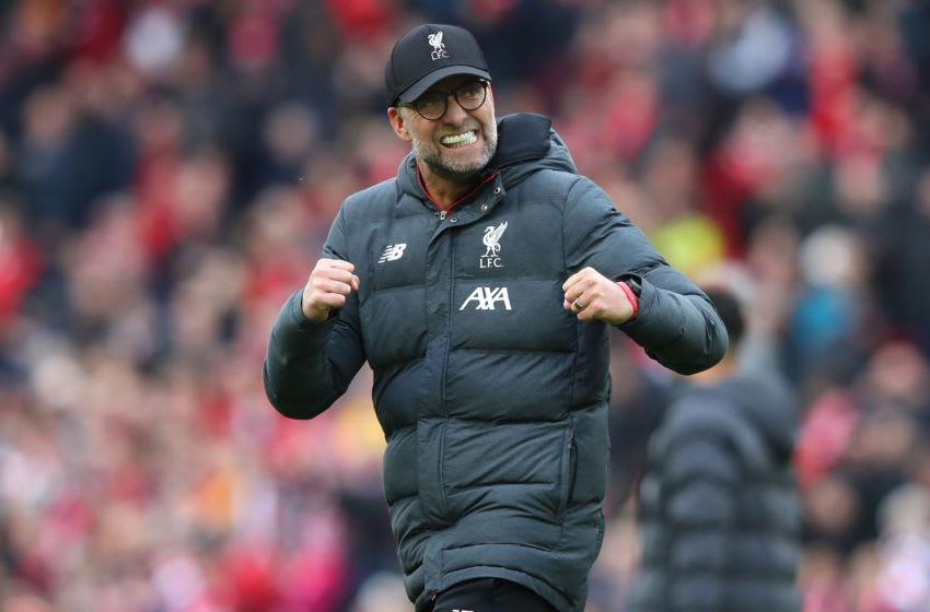Jurgen Klopp, Liverpool (Photo by Alex Livesey - Danehouse/Getty Images )