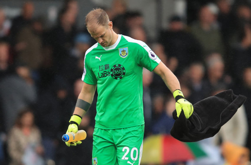 Joe Hart, Burnley (Photo by Marc Atkins/Getty Images)