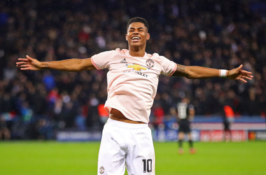 Marcus Rashford, Manchester United (Photo by Chris Brunskill/Fantasista/Getty Images)