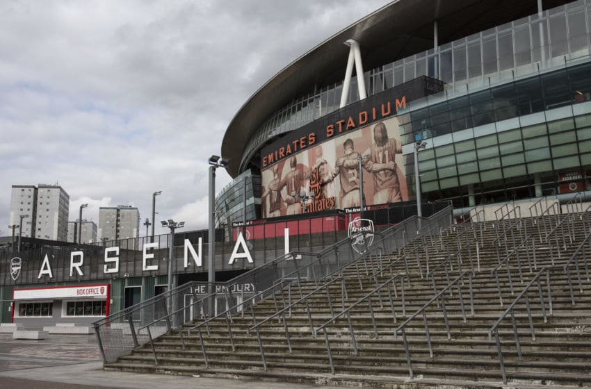 A general view of the Emirates Stadium, home to . (Photo by Dan Kitwood/Getty Images)