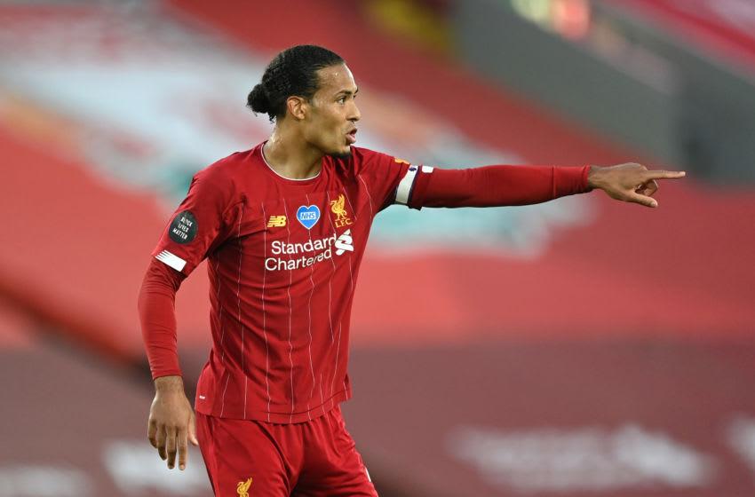 Virgil van Dijk, Liverpool (Photo by Shaun Botterill/Getty Images)