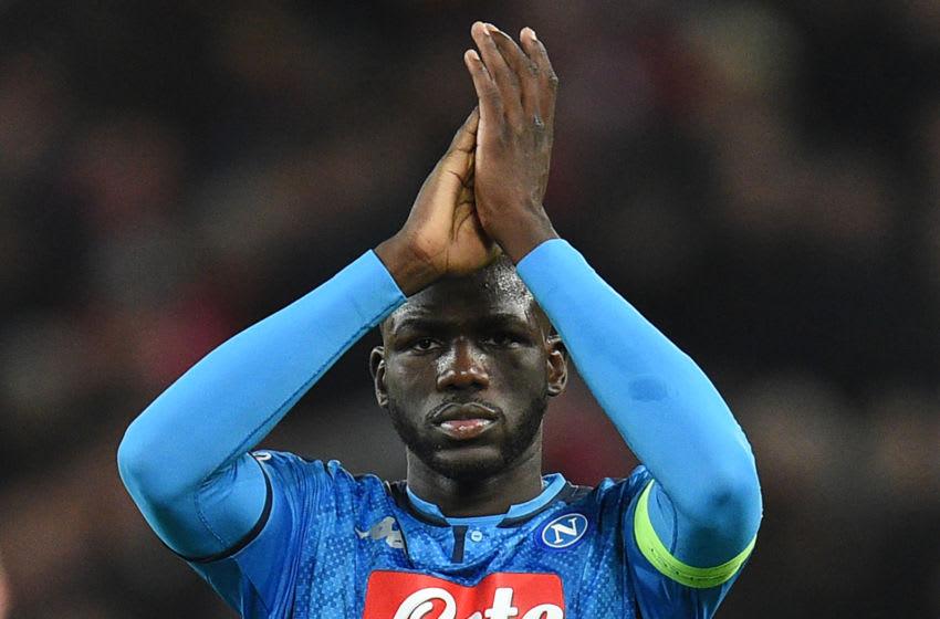 Napoli defender Kalidou Koulibaly (Photo by OLI SCARFF/AFP via Getty Images)