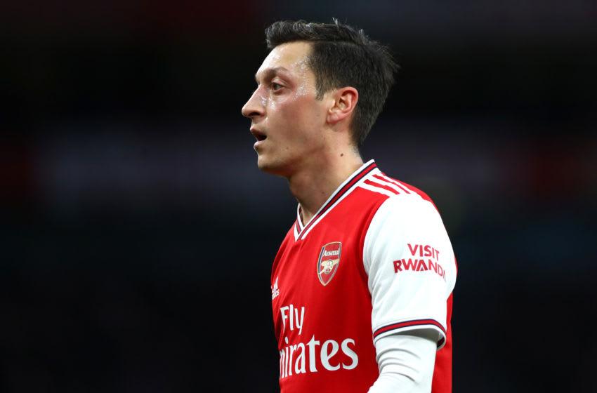 Mesut Ozil of Arsenal (Photo by Chloe Knott - Danehouse/Getty Images)