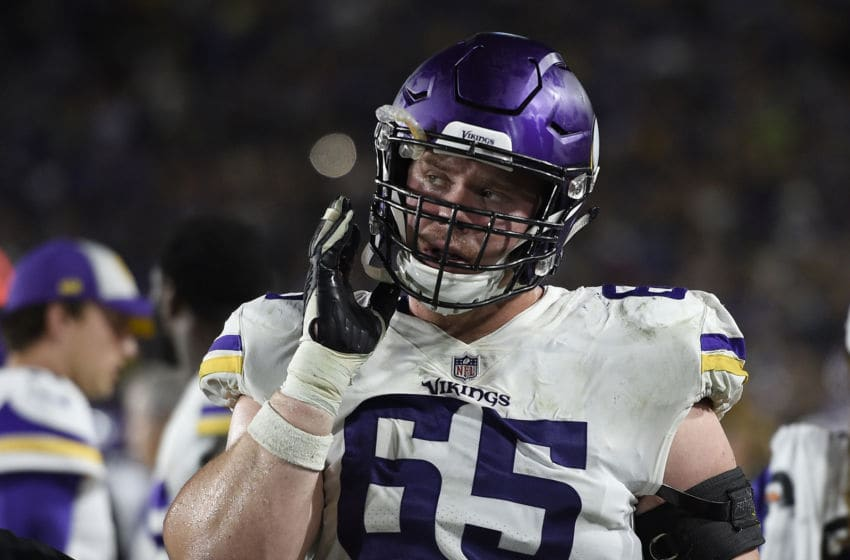 (Photo by Kevork Djansezian/Getty Images) Pat Elflein