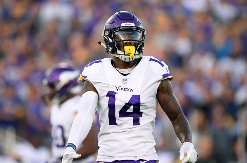 (Photo by Harry How/Getty Images) Stefon Diggs