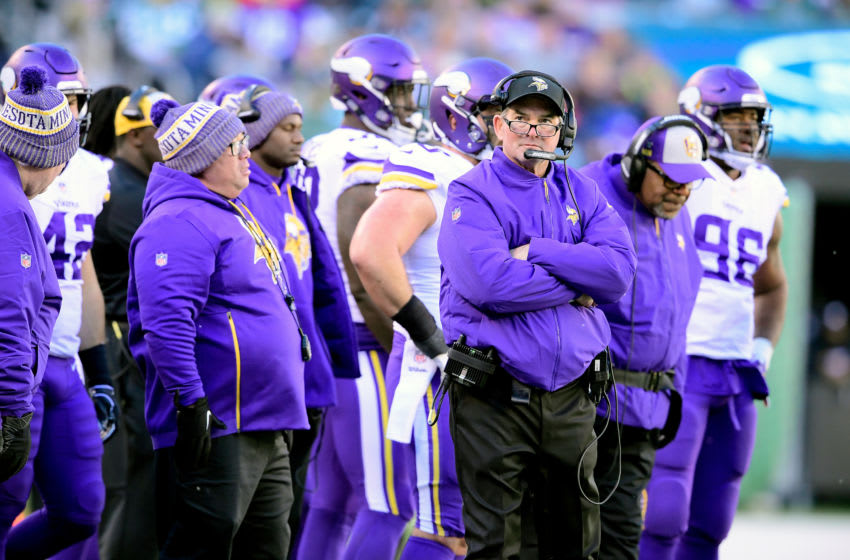 (Photo by Steven Ryan/Getty Images) Mike Zimmer