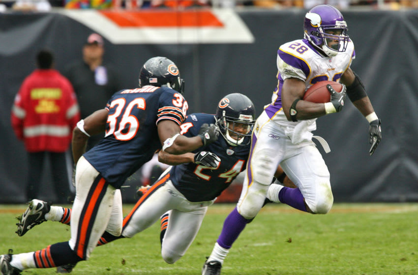(Photo by Marlin Levison/Star Tribune via Getty Images) Adrian Peterson