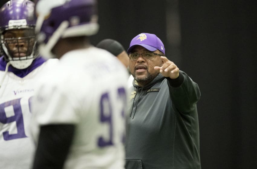 (Photo By Jerry Holt/Star Tribune via Getty Images) Andre Patterson