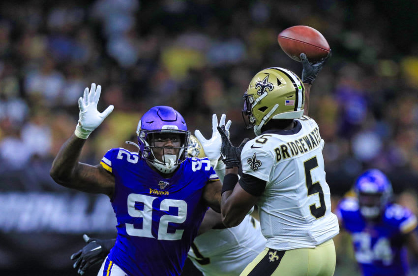 (Photo by Stephen Lew/Icon Sportswire via Getty Images) Jalyn Holmes
