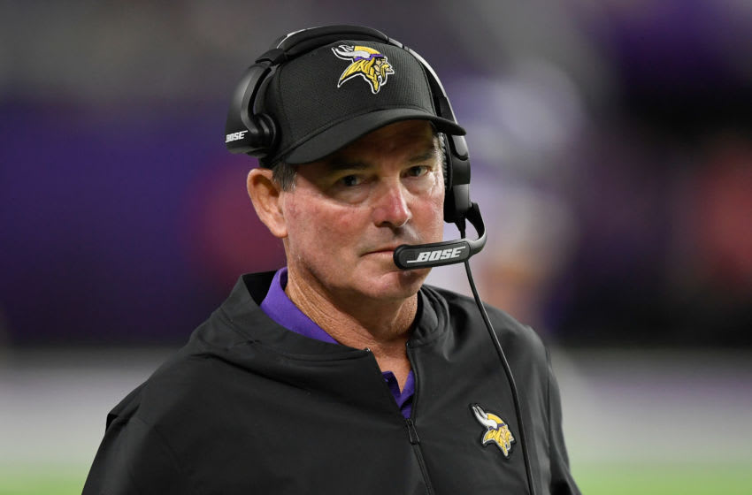 (Photo by Hannah Foslien/Getty Images) Mike Zimmer