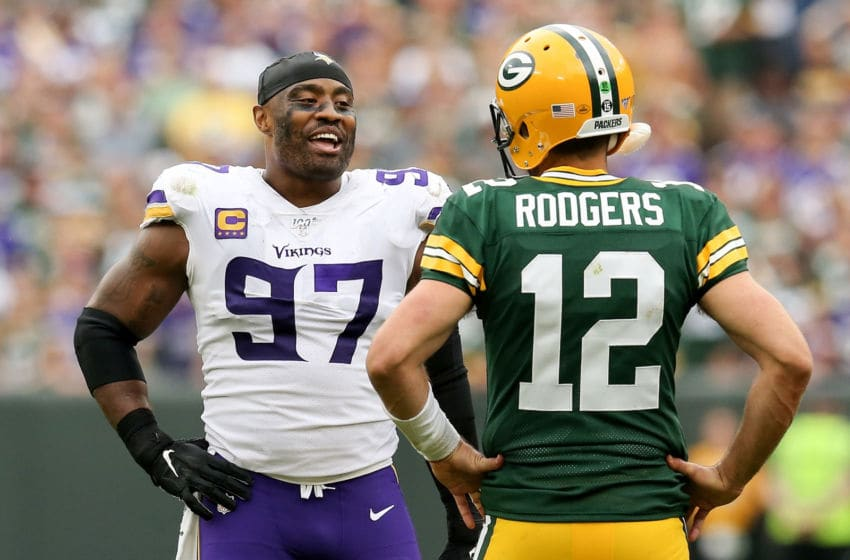 (Photo by Dylan Buell/Getty Images) Everson Griffen