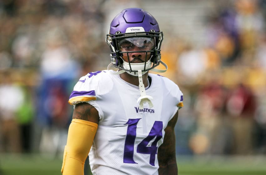 (Photo by Dylan Buell/Getty Images) Stefon Diggs