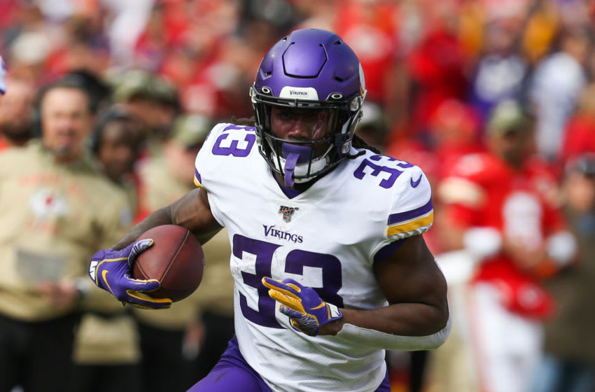 (Photo by Scott Winters/Icon Sportswire via Getty Images) Dalvin Cook
