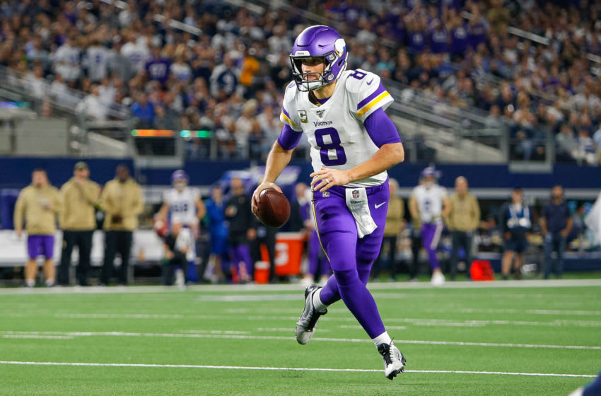 (Photo by Andrew Dieb/Icon Sportswire via Getty Images) Kirk Cousins