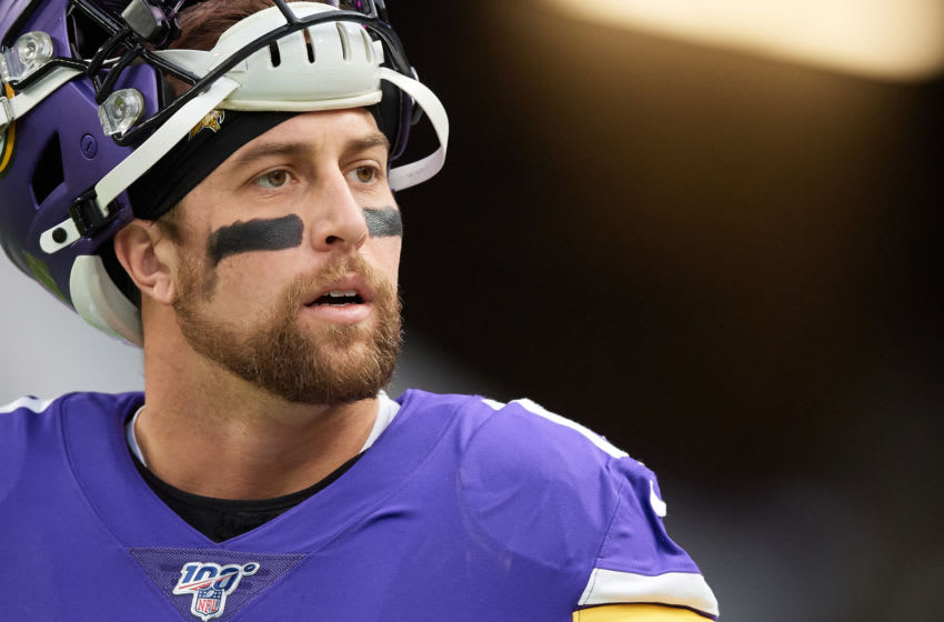 (Photo by Hannah Foslien/Getty Images) Adam Thielen, Minnesota Vikings