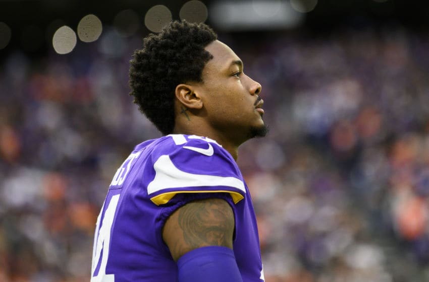(Photo by Stephen Maturen/Getty Images) Stefon Diggs