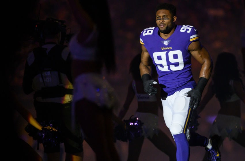 (Photo by Stephen Maturen/Getty Images) Danielle Hunter