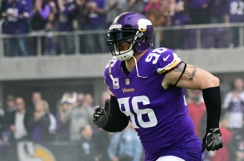 (Photo by Nick Wosika/Icon Sportswire via Getty Images) Brian Robison