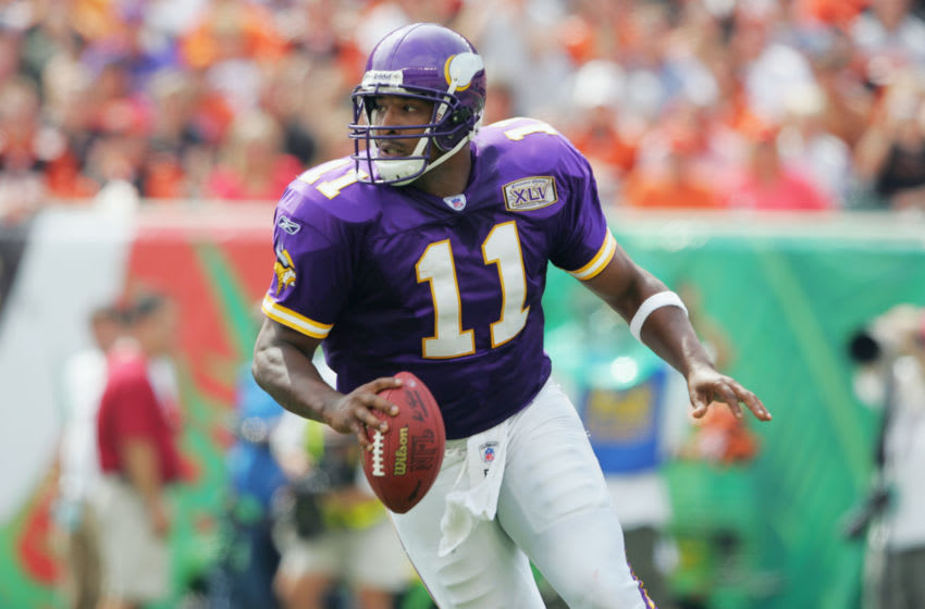 (Photo by Andy Lyons/Getty Images) Daunte Culpepper