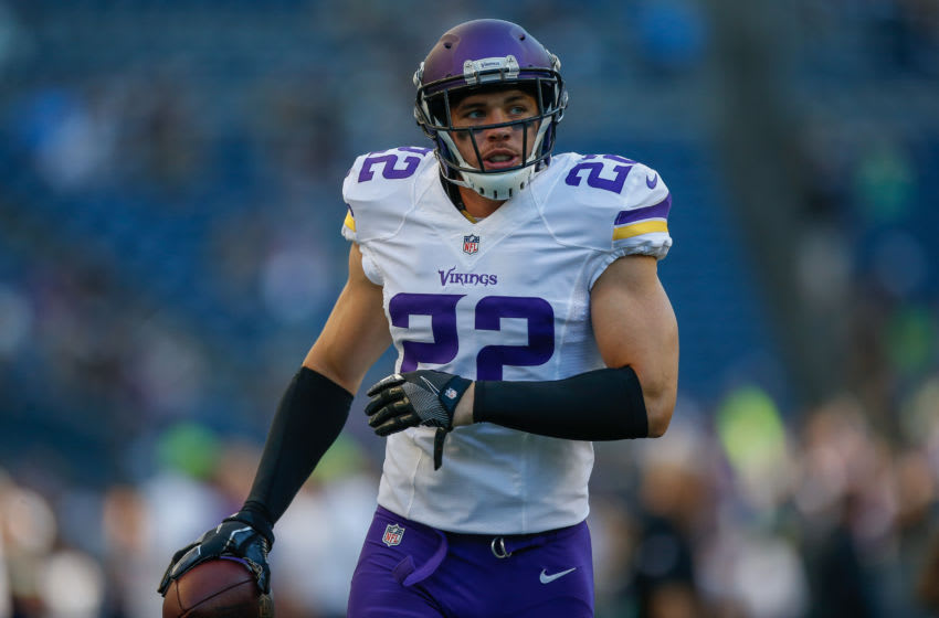 Harrison Smith, Minnesota Vikings. (Photo by Otto Greule Jr/Getty Images)
