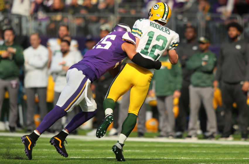 (Photo by Adam Bettcher/Getty Images) Anthony Barr - Minnesota Vikings