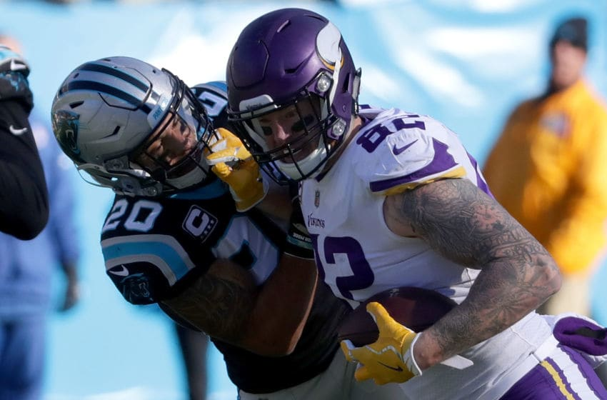 (Photo by Streeter Lecka/Getty Images) Kyle Rudolph