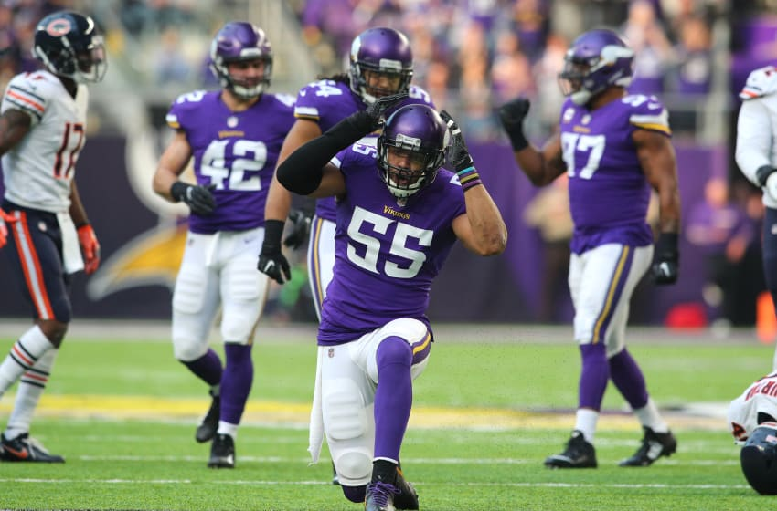 (Photo by Adam Bettcher/Getty Images) Anthony Barr