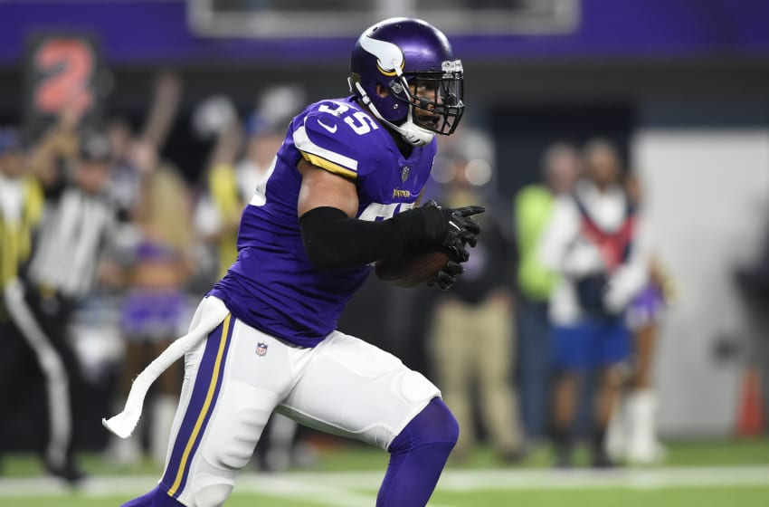MINNEAPOLIS, MN - JANUARY 14: Anthony Barr