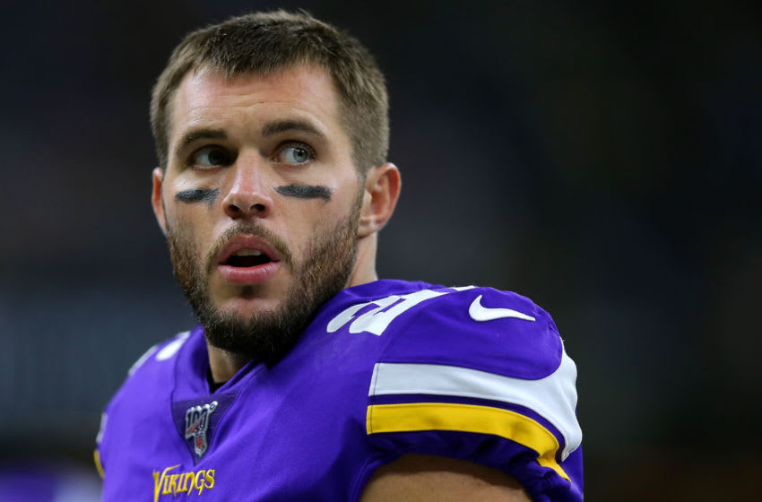 (Photo by Jonathan Bachman/Getty Images) Harrison Smith
