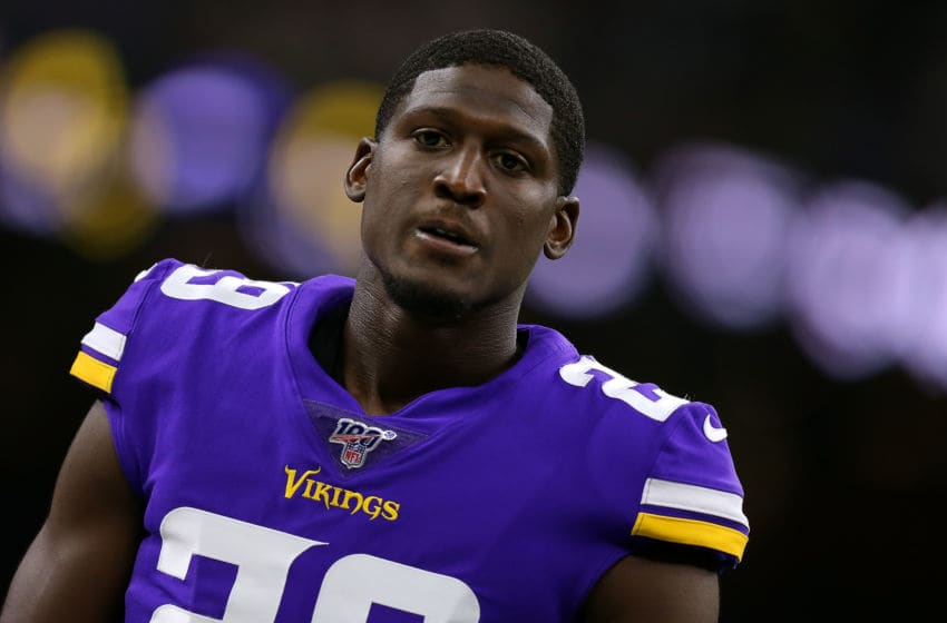 (Photo by Jonathan Bachman/Getty Images) Xavier Rhodes