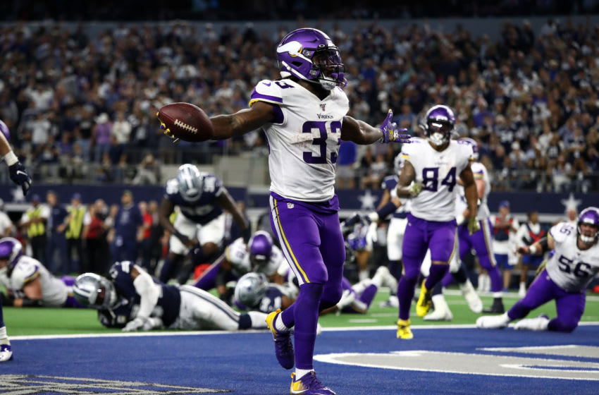 (Photo by Ronald Martinez/Getty Images) Dalvin Cook
