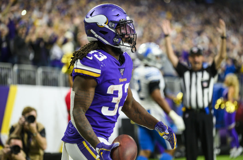 (Photo by Stephen Maturen/Getty Images) Dalvin Cook