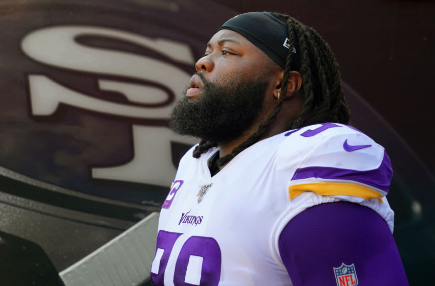 (Photo by Thearon W. Henderson/Getty Images) Linval Joseph