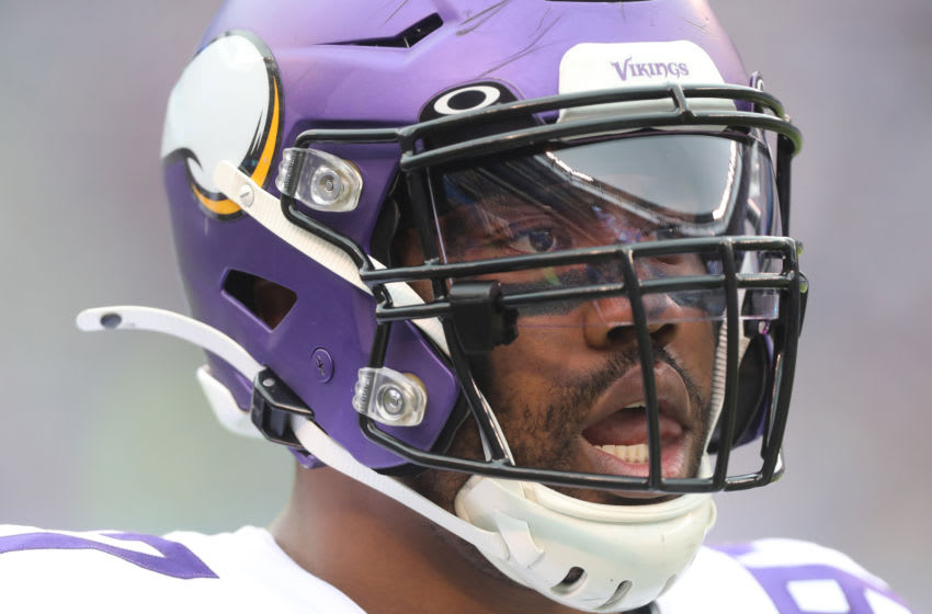 (Photo by Al Pereira/Getty Images) Everson Griffen